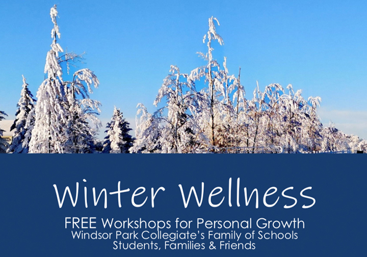 Winter Wellness Workshops